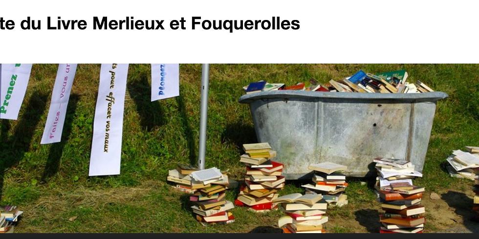 29 septembre 2019 - Fête du livre de Merlieux et Fouquerolles