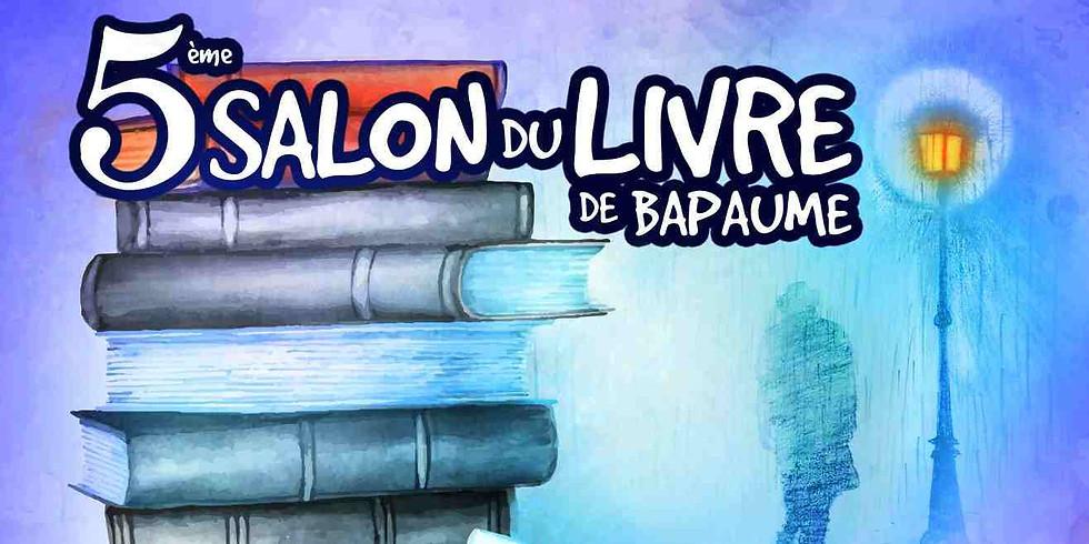 Samedi 4 avril 2020 - Salon du livre de Bapaume