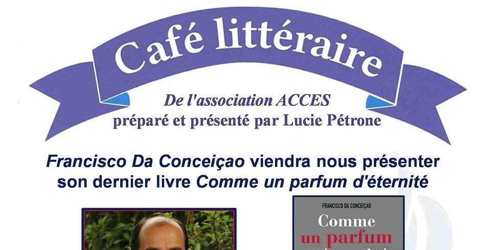 Samedi 29 février 2020 - Café Littéraire Association ACCES