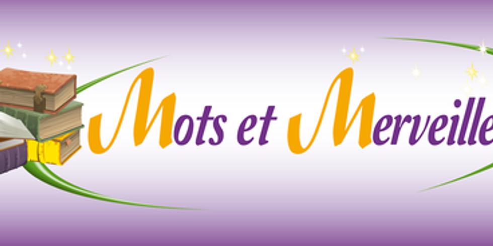 25 mai 2019 - Mots et Merveilles Saint-Omer - Rencontres & Dédicaces