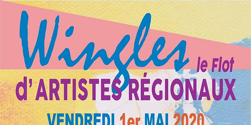Vendredi 1er mai - Le flot d'artistes régionaux - WINGLES