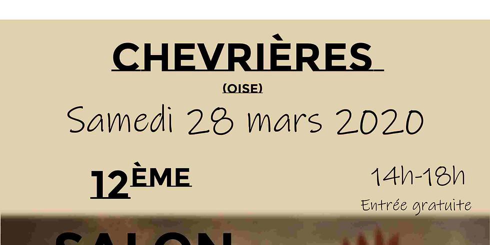 Samedi 28 mars 2020 - Salon du livre de Chevrières