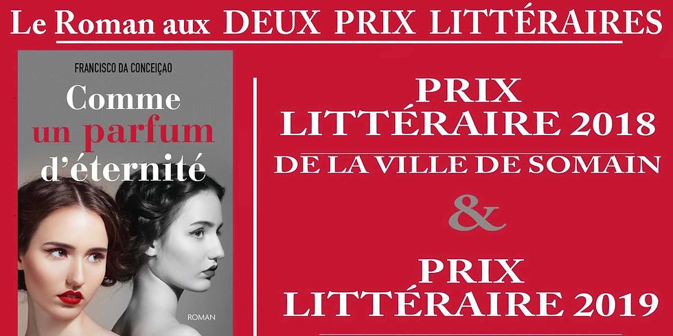 20 & 21 juin 2020 - Salon du livre d'Estaimpuis (Belgique)