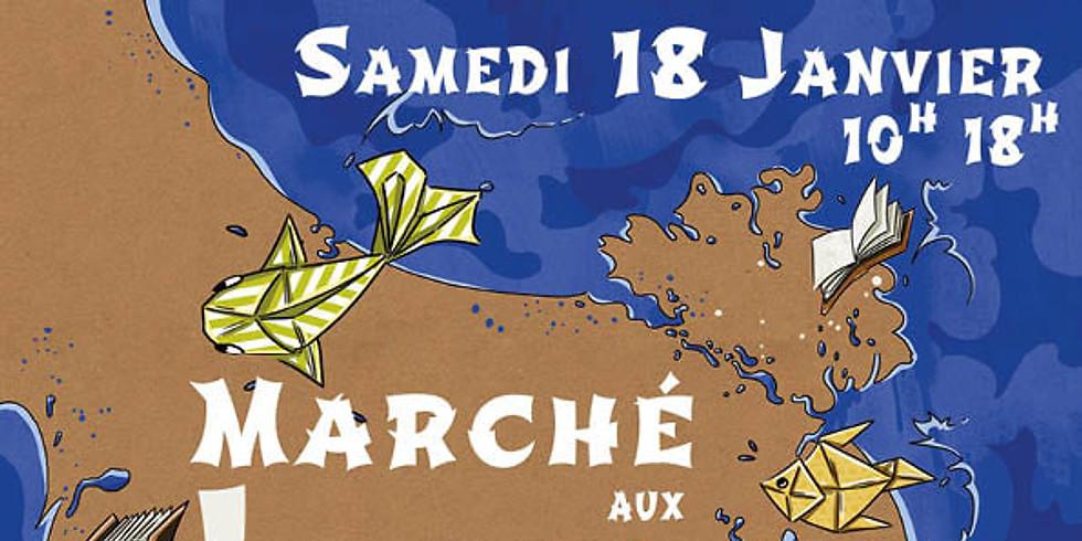 Samedi 18 janvier 2020 - Marché aux livres de Liévin