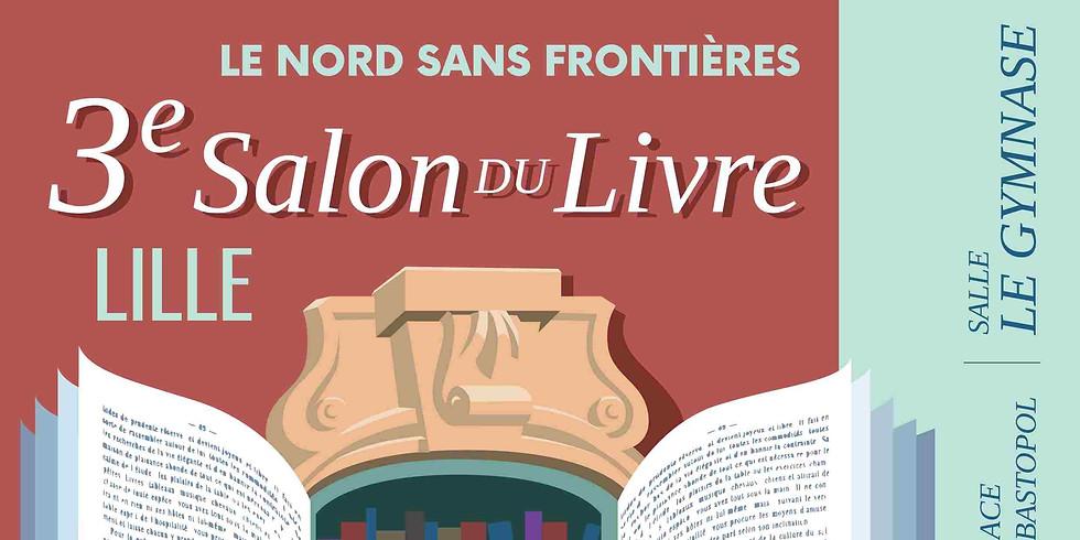 Samedi 25 janvier 2020 - Salon du livre de Lille AMOPA - Rencontres et Dédicaces