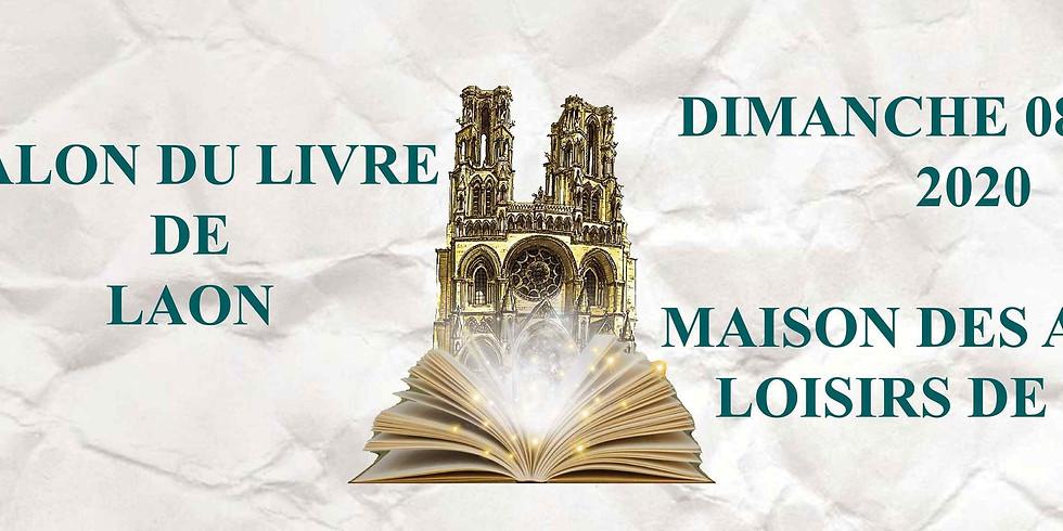 Dimanche 8 mars 2020 - Salon du livre de Laon