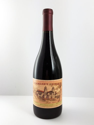 Skywalker Vineyards Viandante Del Ciel Pinot Noir 2010 - 750ml