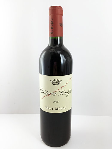 Chateau Senejac 2009 - 750ml