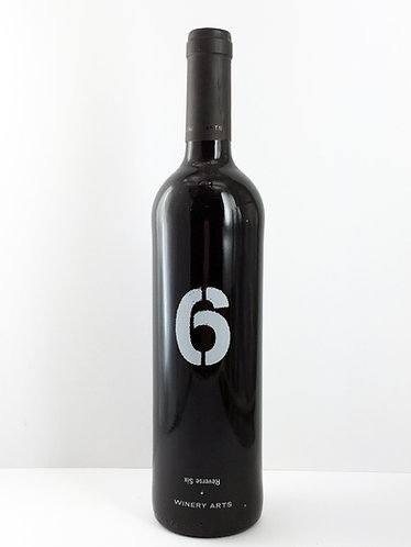 Winery Arts No.6 Reverse Six 2009 - 750ml