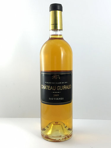 Château Guiraud 2009 1st Grand Cru Classe - 750ml