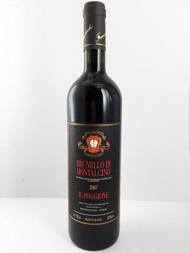 Il Poggione Brunello di Montalcino DOCG 2007 - 750ml
