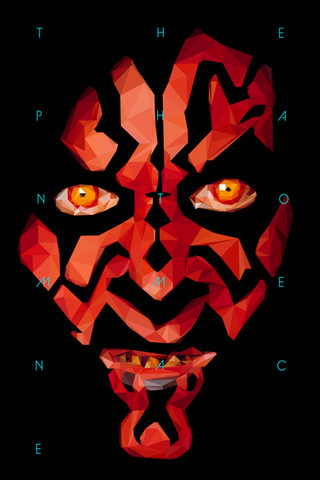 THE PHANTOM MENACE 1