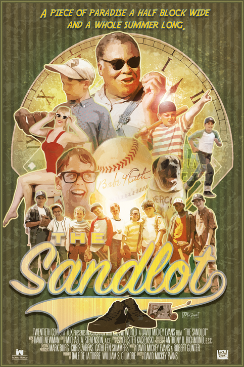 THE SANDLOT.