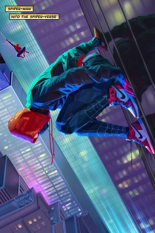 SPIDER-MAN INTO THE SPIDER-VERSE 2