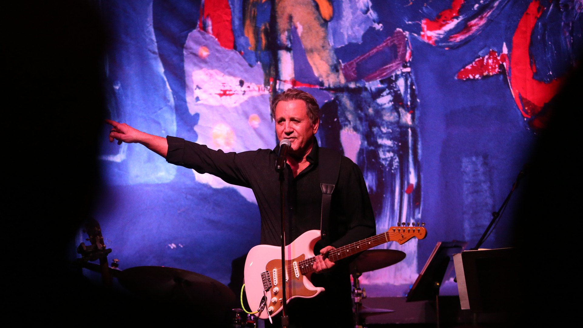 Frank Stallone Live Music