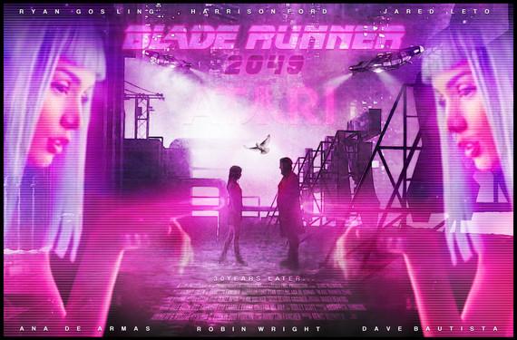 BLADER RUNNER 2049
