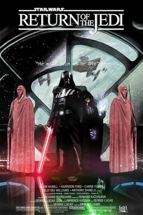 STAR WARS EPISODE 6 THE RETURN OF THE J