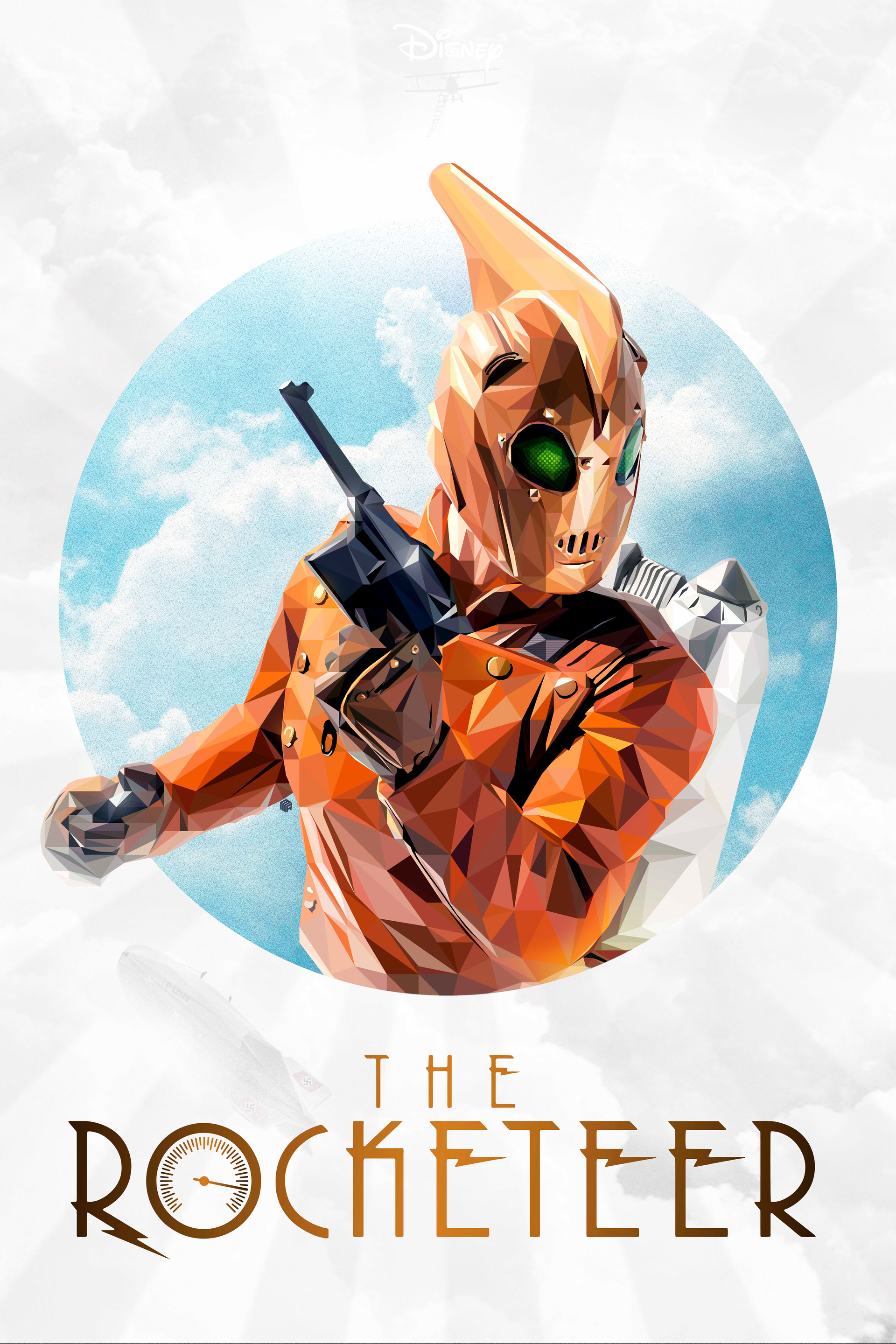 THE ROCKETEER 1