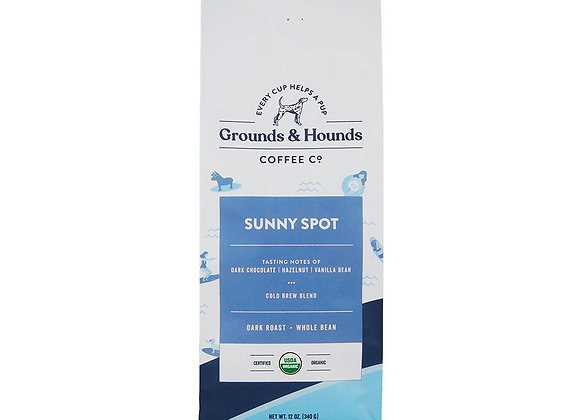 Grounds & Hounds Sunny Spot Cold Brew