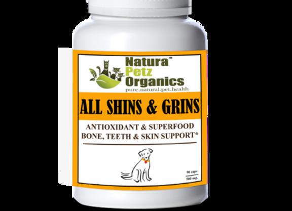 Natura Petz Organics Shins & Grins