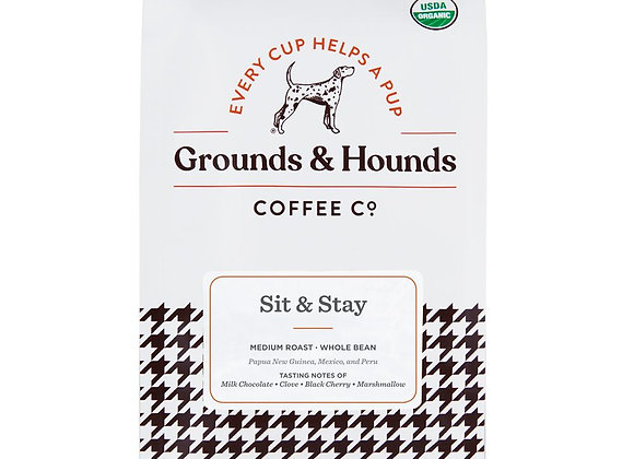 Grounds & Hounds Coffee Sit & Stay