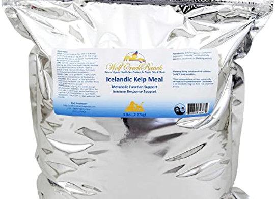 Icelandic Kelp Meal