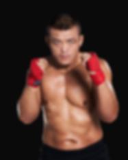 LIU WENBO MMA FIGHTER