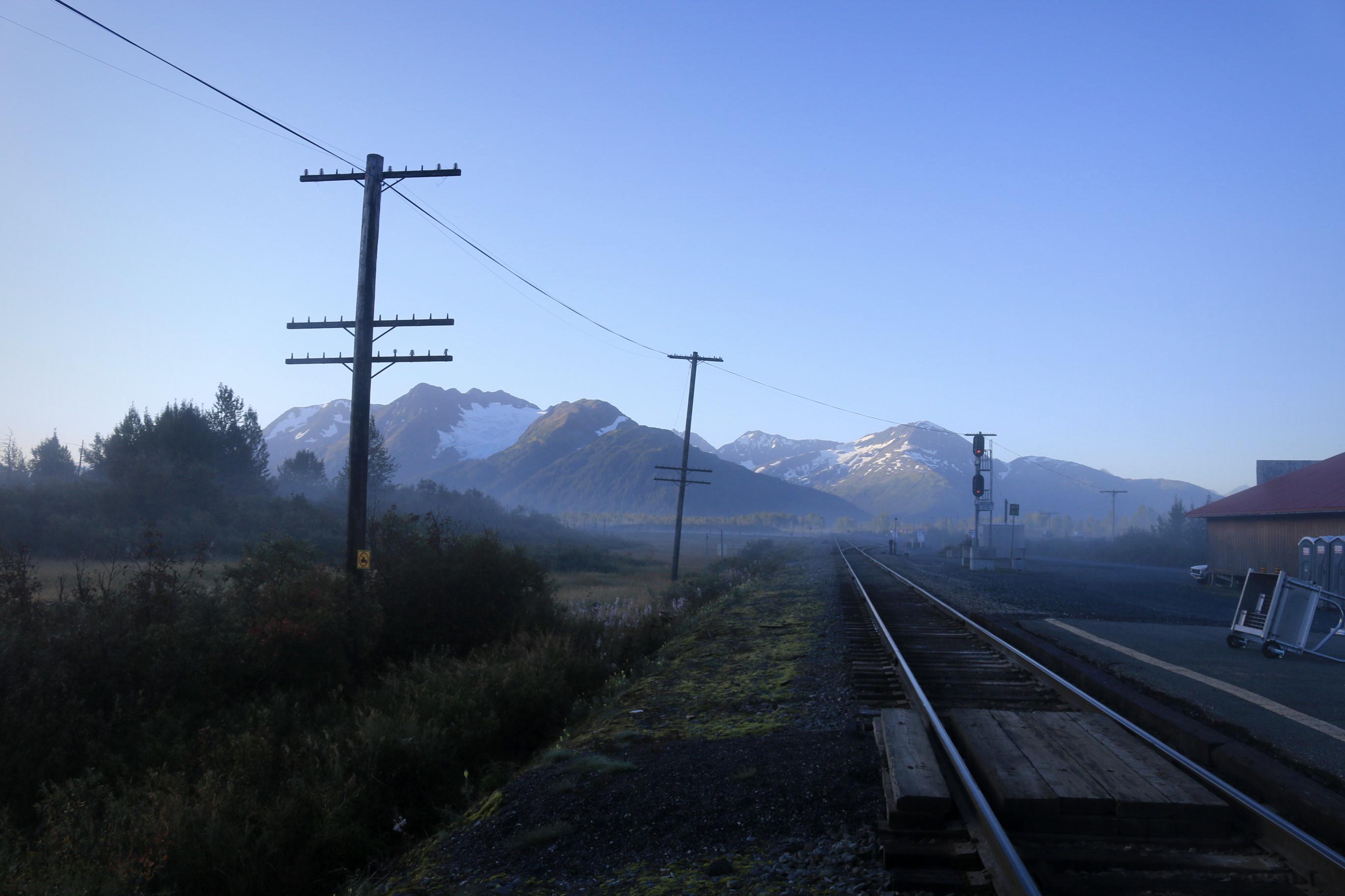 Утро ранее. Туман.