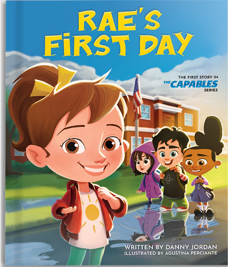 Rae's First Day (ebook)