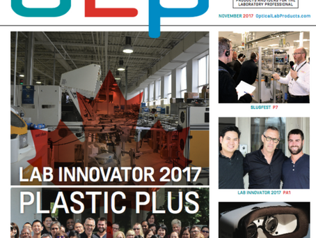 OLP Article = Plastic Plus Innovator of the Year