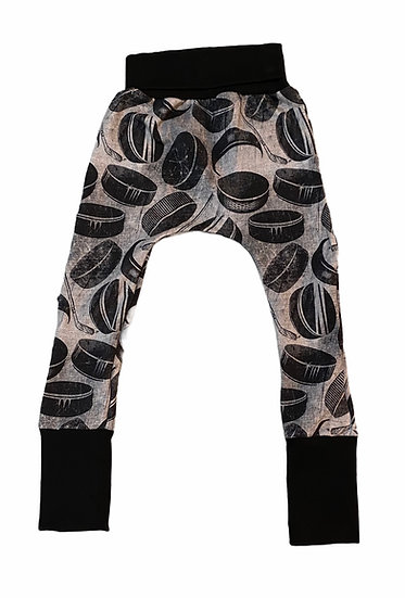 Grow with me Pants in French terry