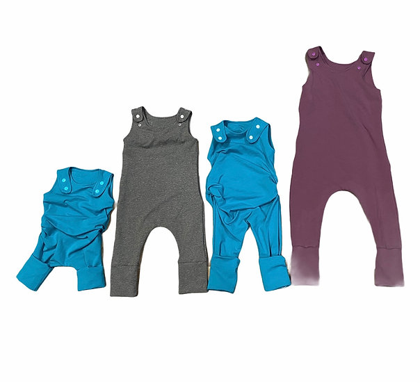 Grow with me Romper ORDER