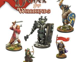 Warbands Game - The Banner Saga Miniatures!