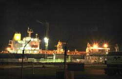 Dockside Ship Fueling