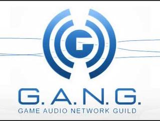 Another G.A.N.G. Award Nomination!