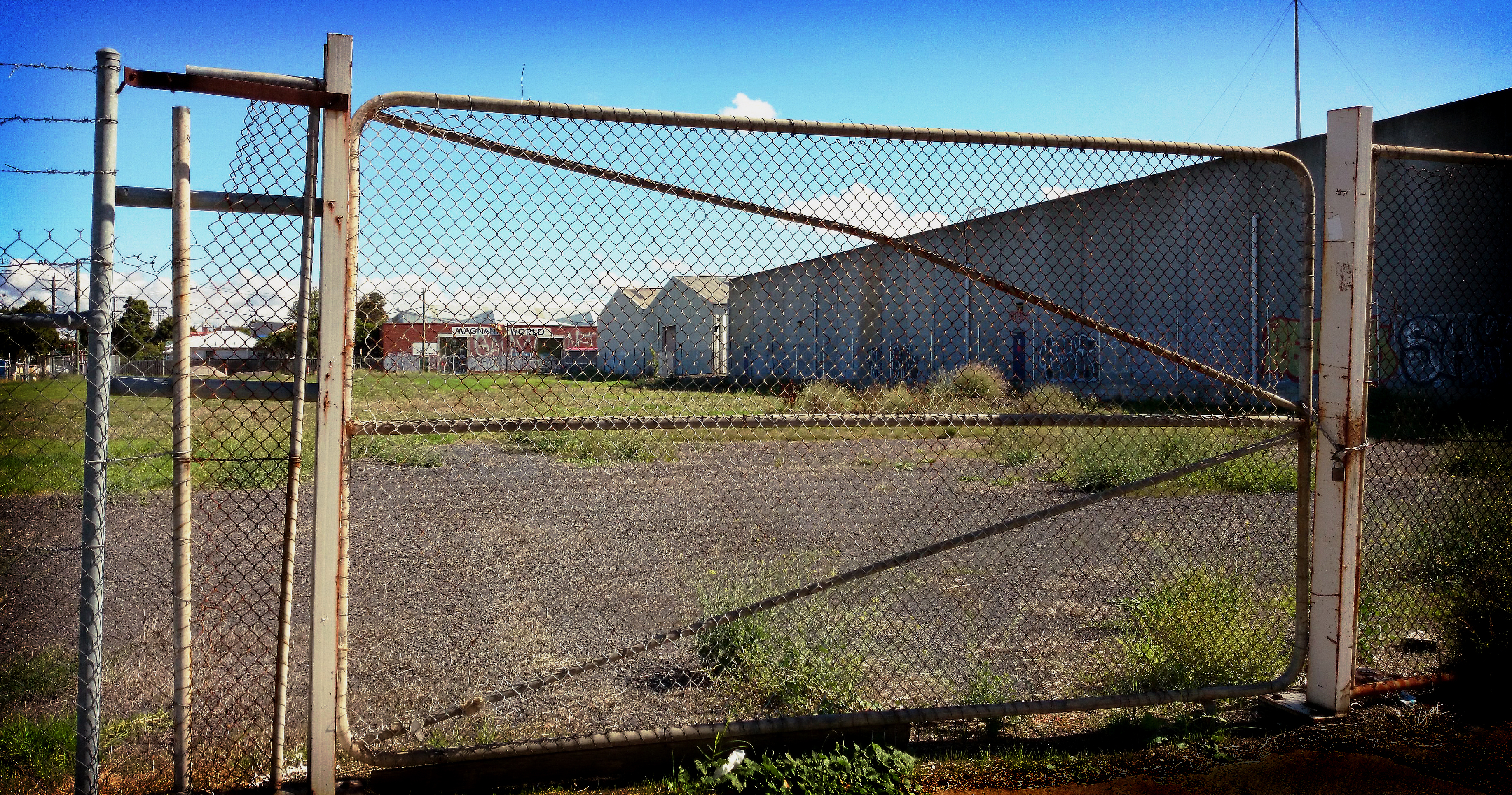 Factories Fenced