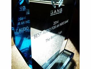 G.A.N.G Award!