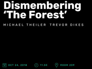 Dismembering the Forest  - GCAP Talk