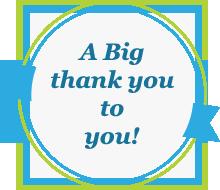 Thank You Theewaterskloof Municipality!