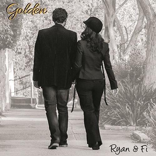 Golden - EP (Signed CD)