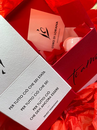 L'Oro Beauty Love (Box Emingway)