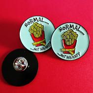Soft Enamel Badges UK