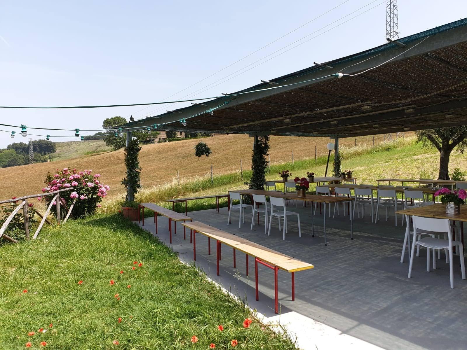 esterno Azienda Agricola Abbruzzetti