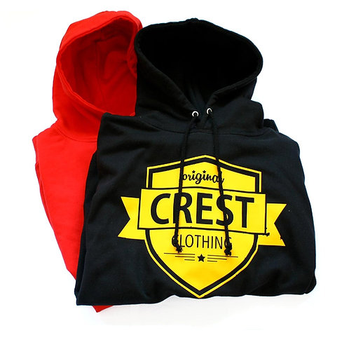 100 One Colour Hoodies