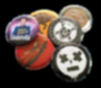 Large Custom Badges UK