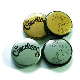 Custom Shimmer Badges