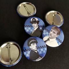 Printed Badges UK.