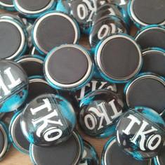 25mm Custom Magnets
