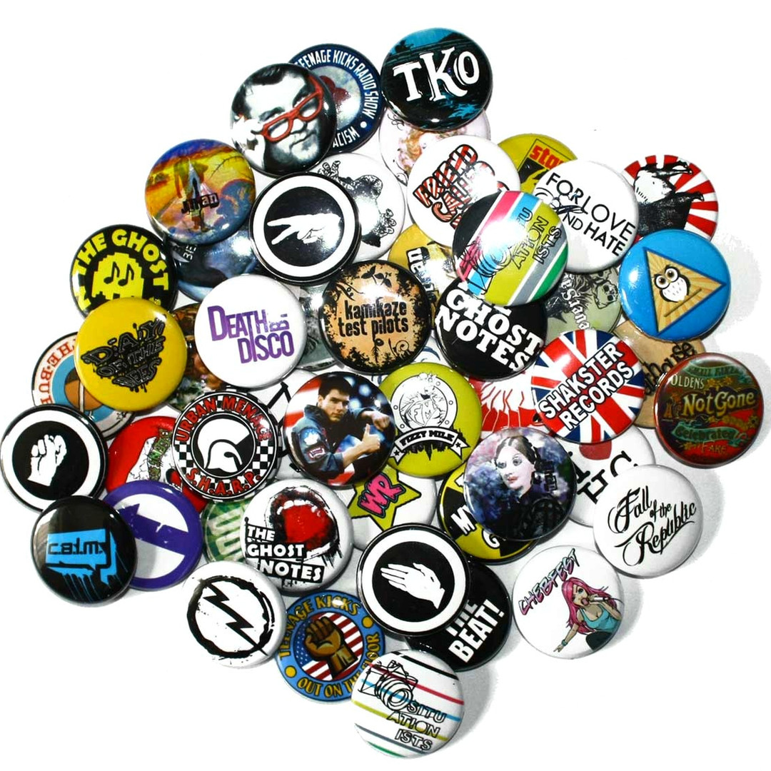 1 Inch Badges
