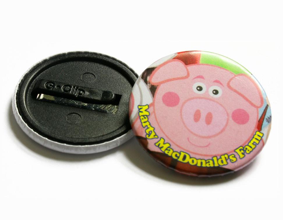 Child Safety Badge